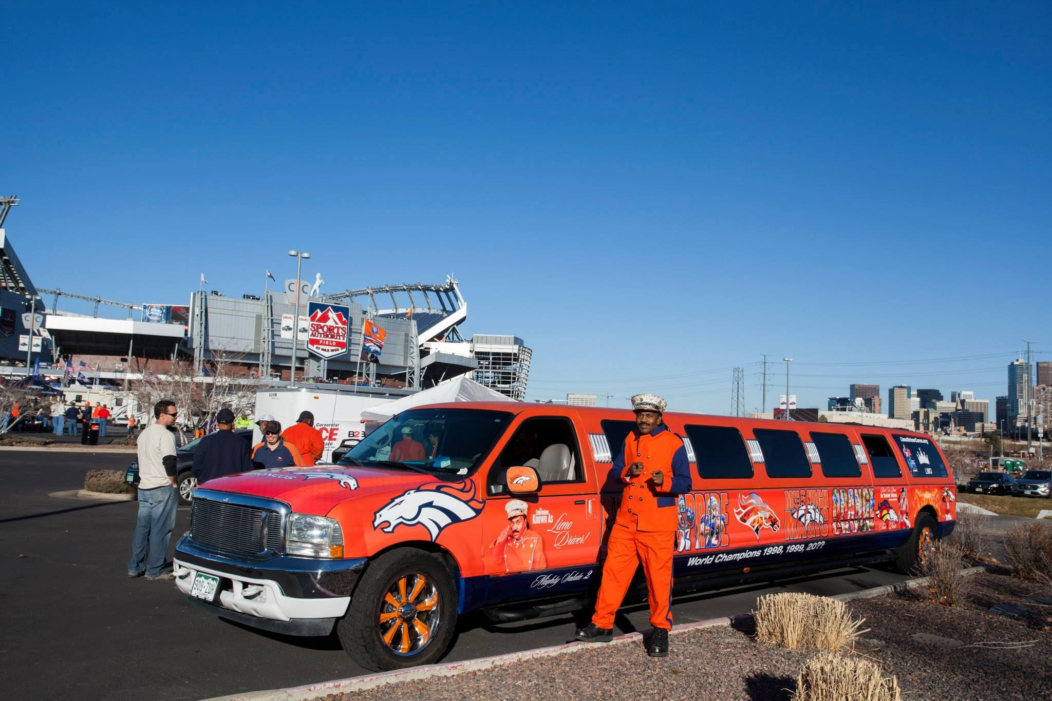 Go Car Denver: The Coolest Denver Broncos Vehicles You've Ever Seen