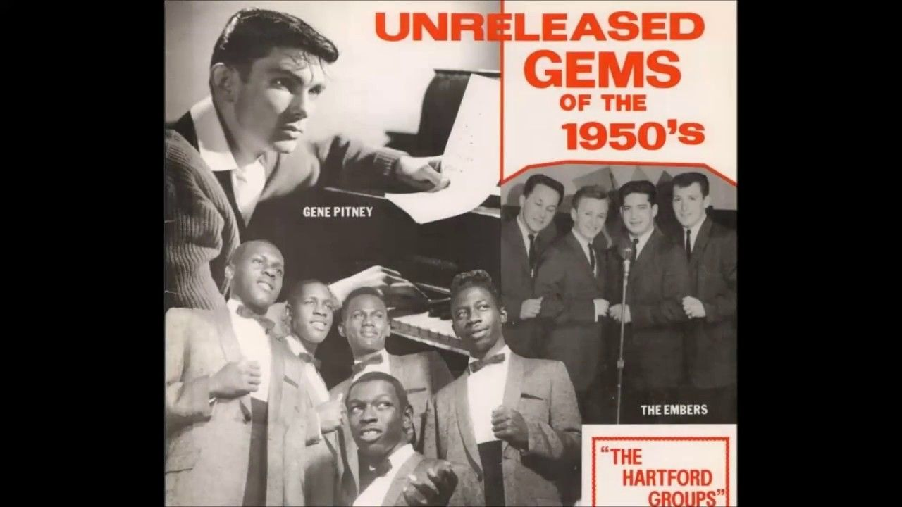Gene Pitney & The Embers - So Tired
