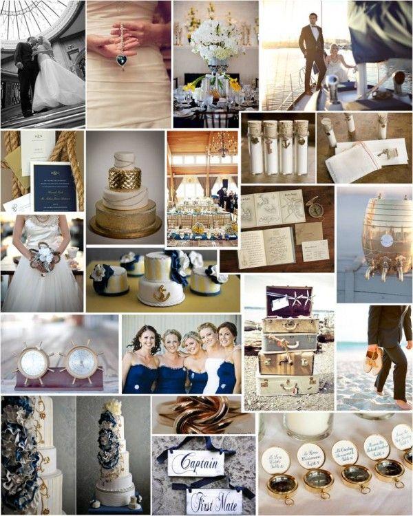 Unique Wedding Ideas Themes: Titanic Themed Wedding Someday It Will Be Mine