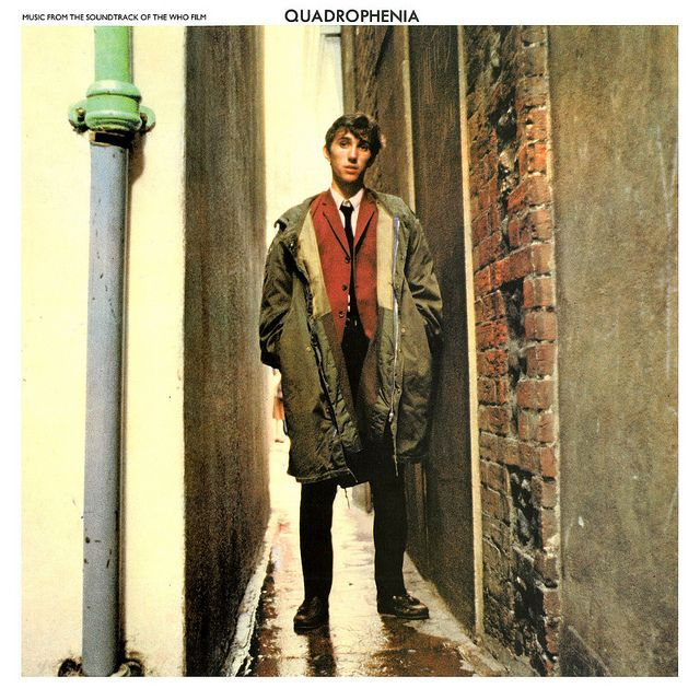 Photo: Graham Hughes, The Who - Quadrophenia by LP Cover Art, via Flickr  http://www.richieunterberger.com/whoexc4.html