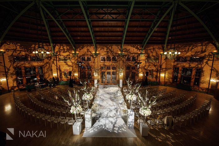 Fara Chad S Wedding Photos Cafe Brauer Trump Hotel Chicago Wedding Venues Wedding Ceremony Photos Chicago Wedding