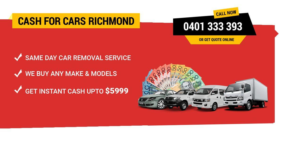 Richmond Auto Wreckers Scrap car, Car, Free cars