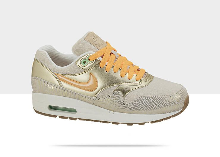 Nike Air Max 1 Premium Womens A little flashy for me but i
