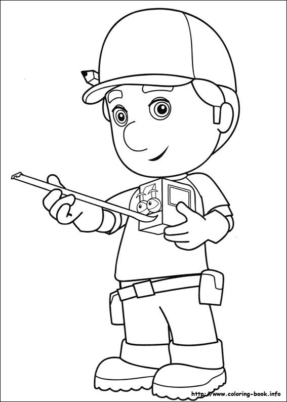 Pin by LMI KIDS on Handy Manny / Manny & ses Outils | Pinterest