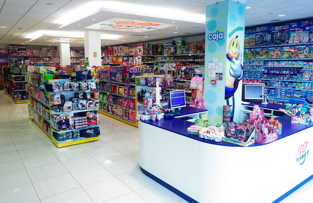 Awesome Toy Store | Retail Design | Store Interiors | Shop Design | Visual  Merchandising | HMY Awesome Design