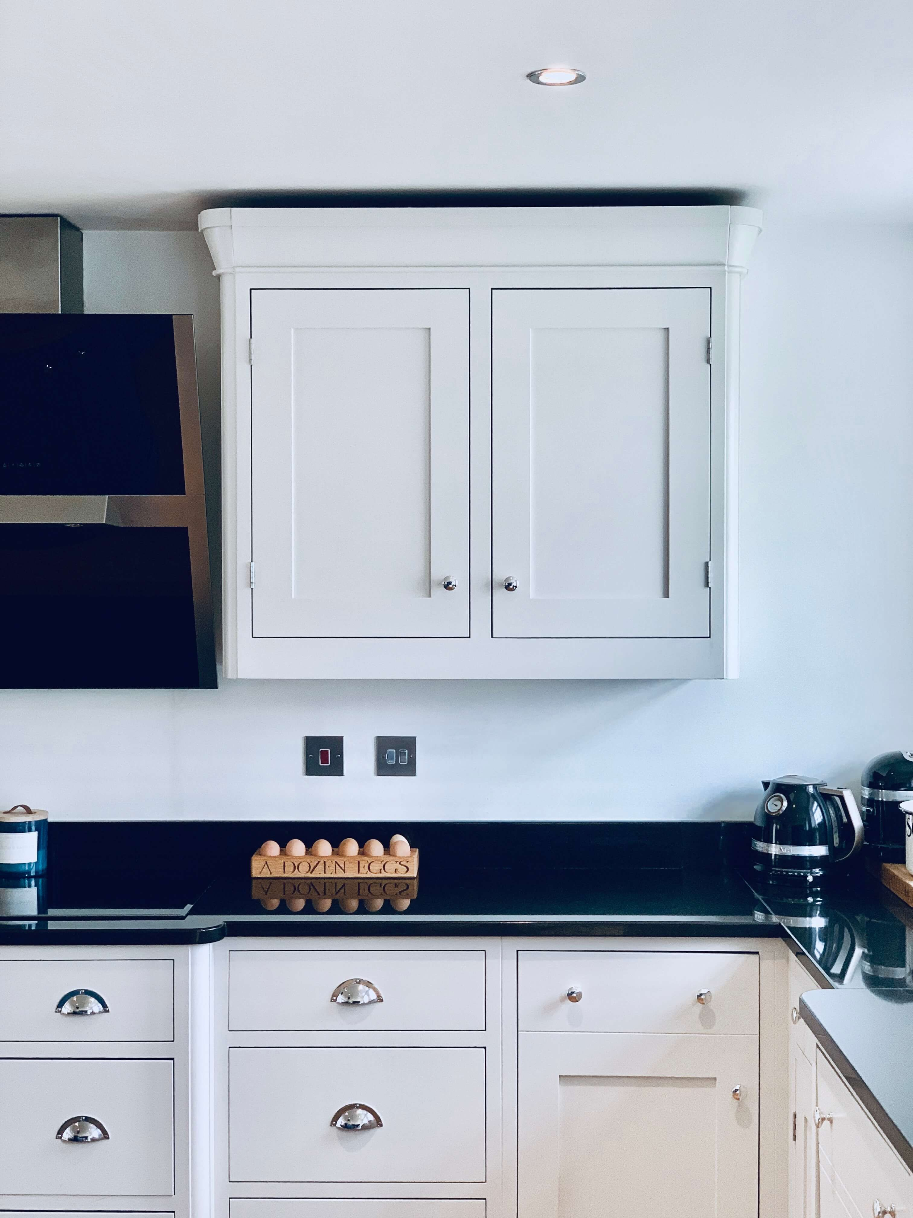 Kitchen Wall Cabinet Will Mundy Carpentry Kitchen Wall Units Kitchen Cupboards Paint Kitchen Wall Cabinets