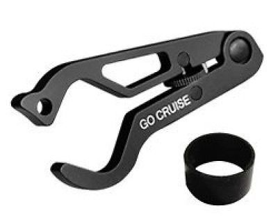 Go Cruise Throttle Lock Motorcycle Universal Cruise Control GC-A1Bk
