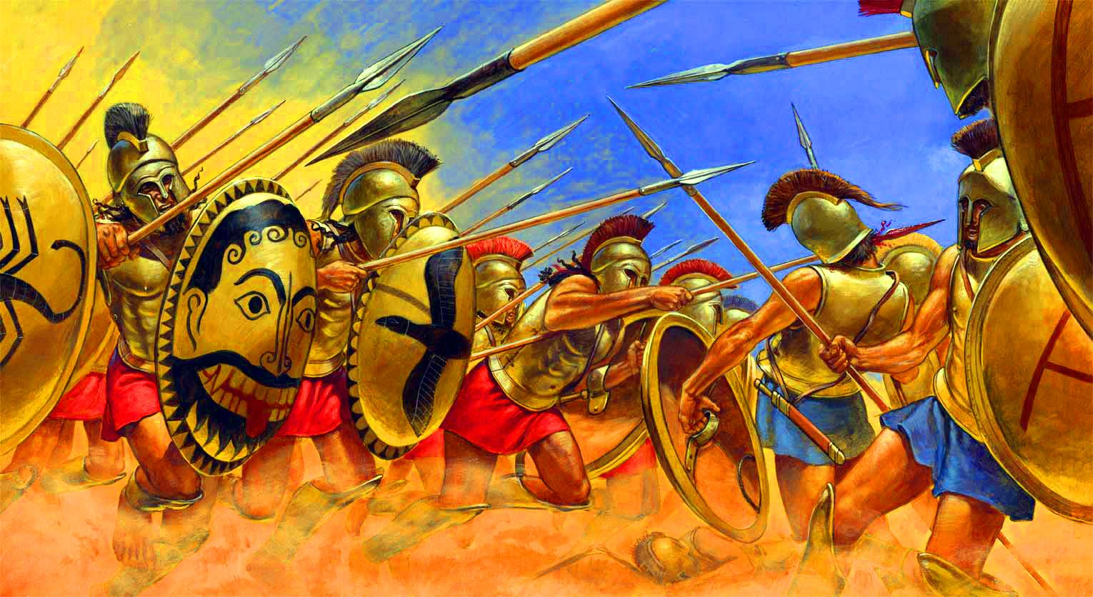 athens vs sparta was war between Best answer: as a military power, the spartans were better after all, the peloponessian war, fought between athens and sparta was won by the spartans.