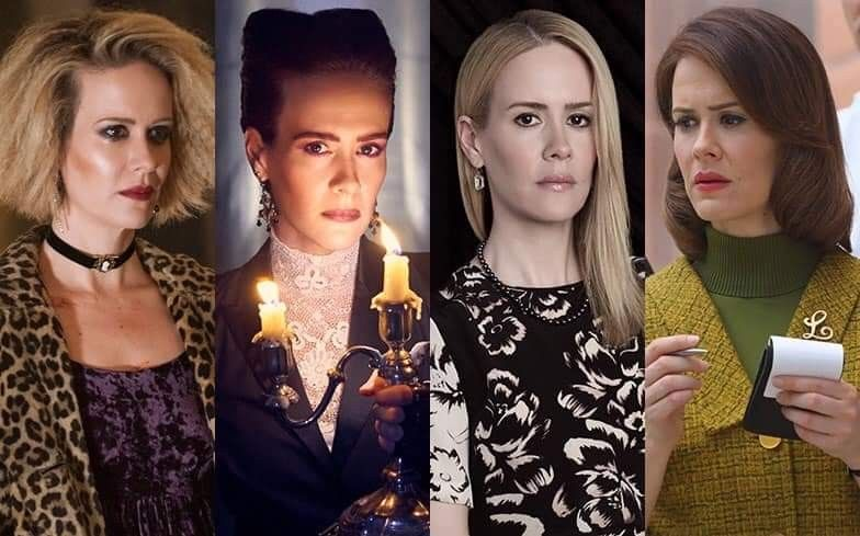 American Horror Storys Sarah Paulson Reveals Her First