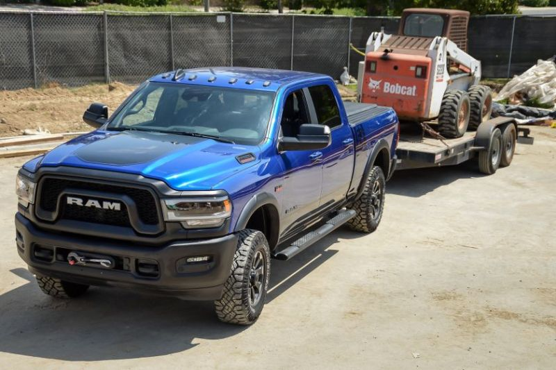 Best Of Review 2019 Dodge Ram 2500 Power Wagon Towing Capacity And Images And Review Di 2020