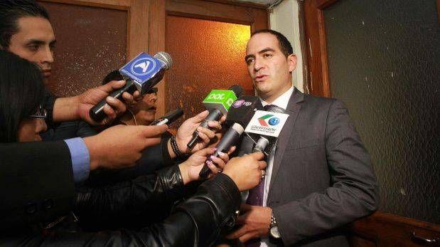 Defensa de Belaunde: Perú presentó extradición con datos falsos