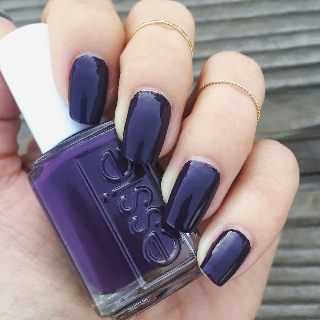 New week, new mani color -- essie \'kimono-over\' from the fall 2016 ...