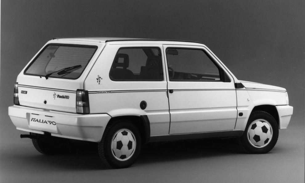 Fiat Panda Italia 90 | Auto, Storico