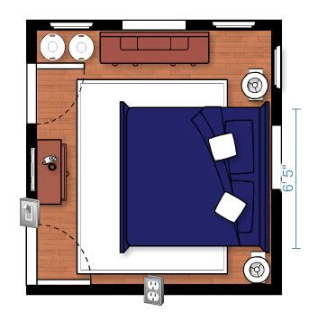 Layout from urban barn online room planner home room for Online bedroom planner