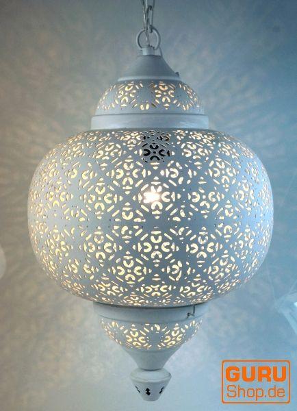 Orientalische Deckenleuchte Weiss Orientalische Deckenlampe Lampe Orientalisch