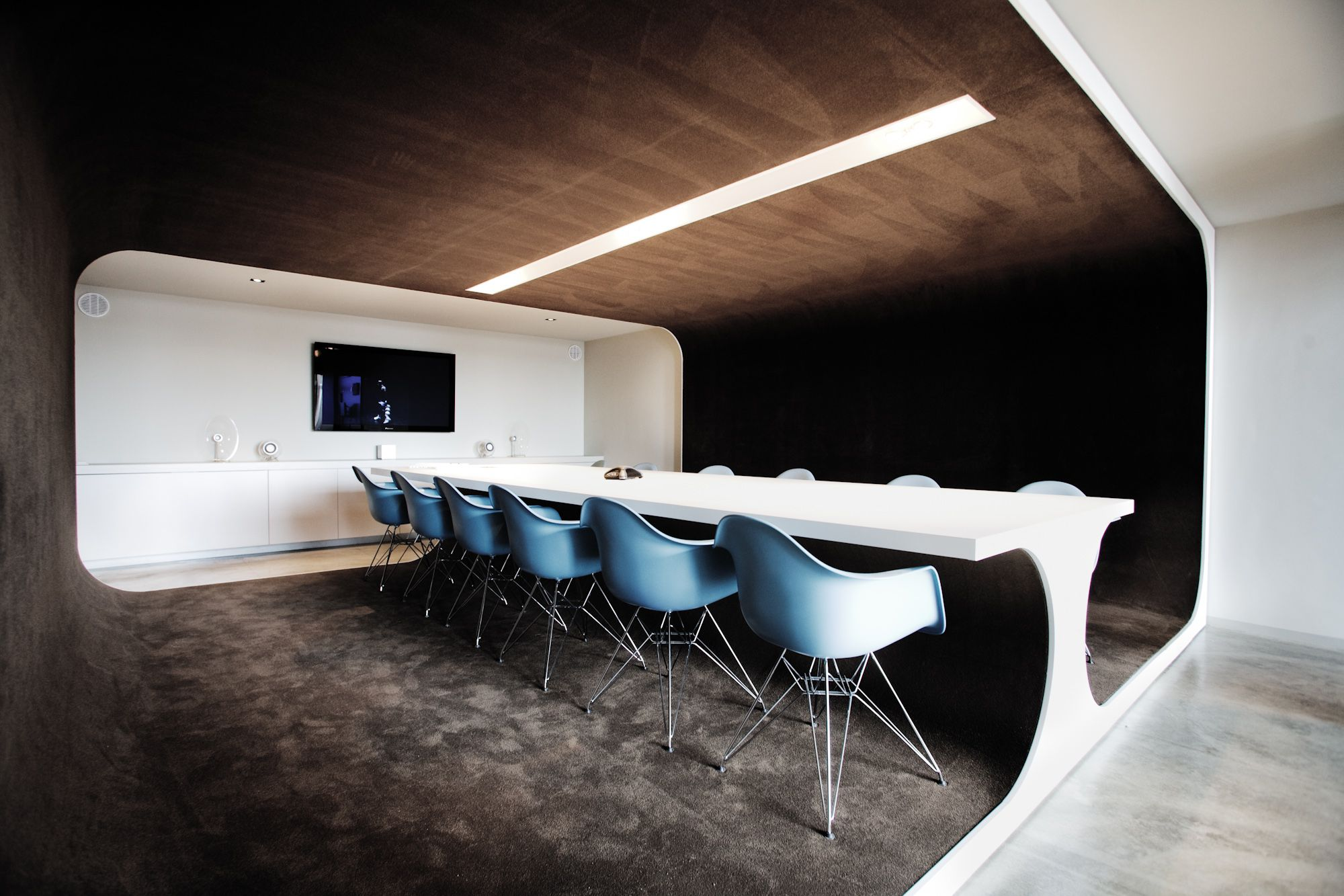 Postpanic Production Company In Amsterdam Office Interior Design Www Pinterest Com Seeyond Office Interior Design Office Space Design Interior Design