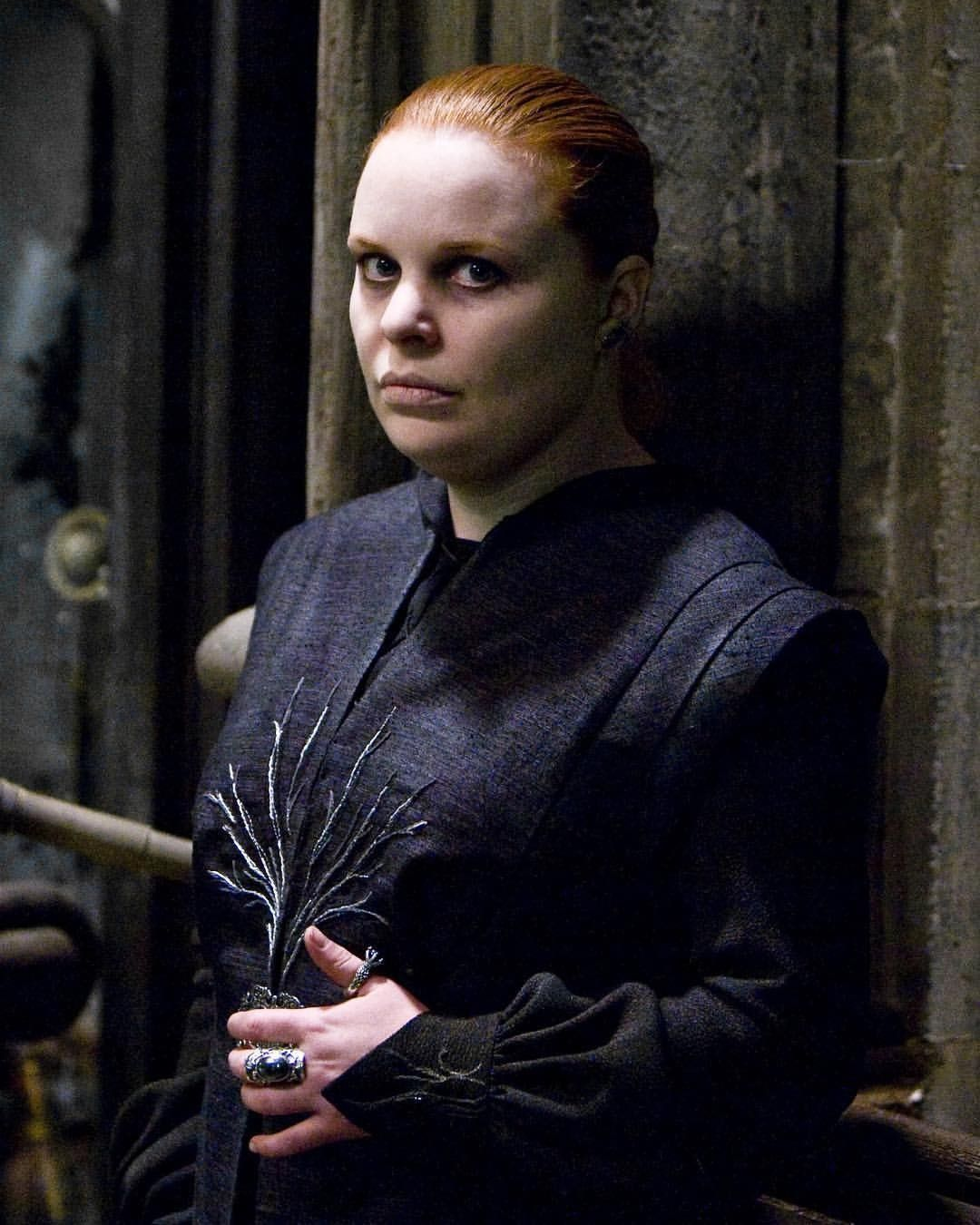 Alecto Carrow Harry Potter Characters Harry Potter Movies Potterverse