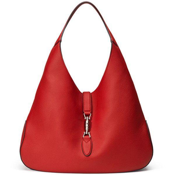 ebc6e7137dea Gucci Jackie Soft Leather Medium Hobo Bag ( 2