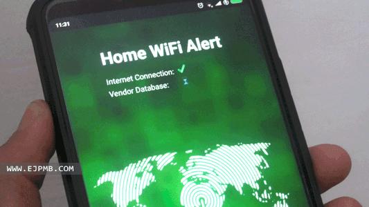 برامج معرفة المتصلين بالشبكة وقطع الاتصال للاندرويد Wifi App Connection