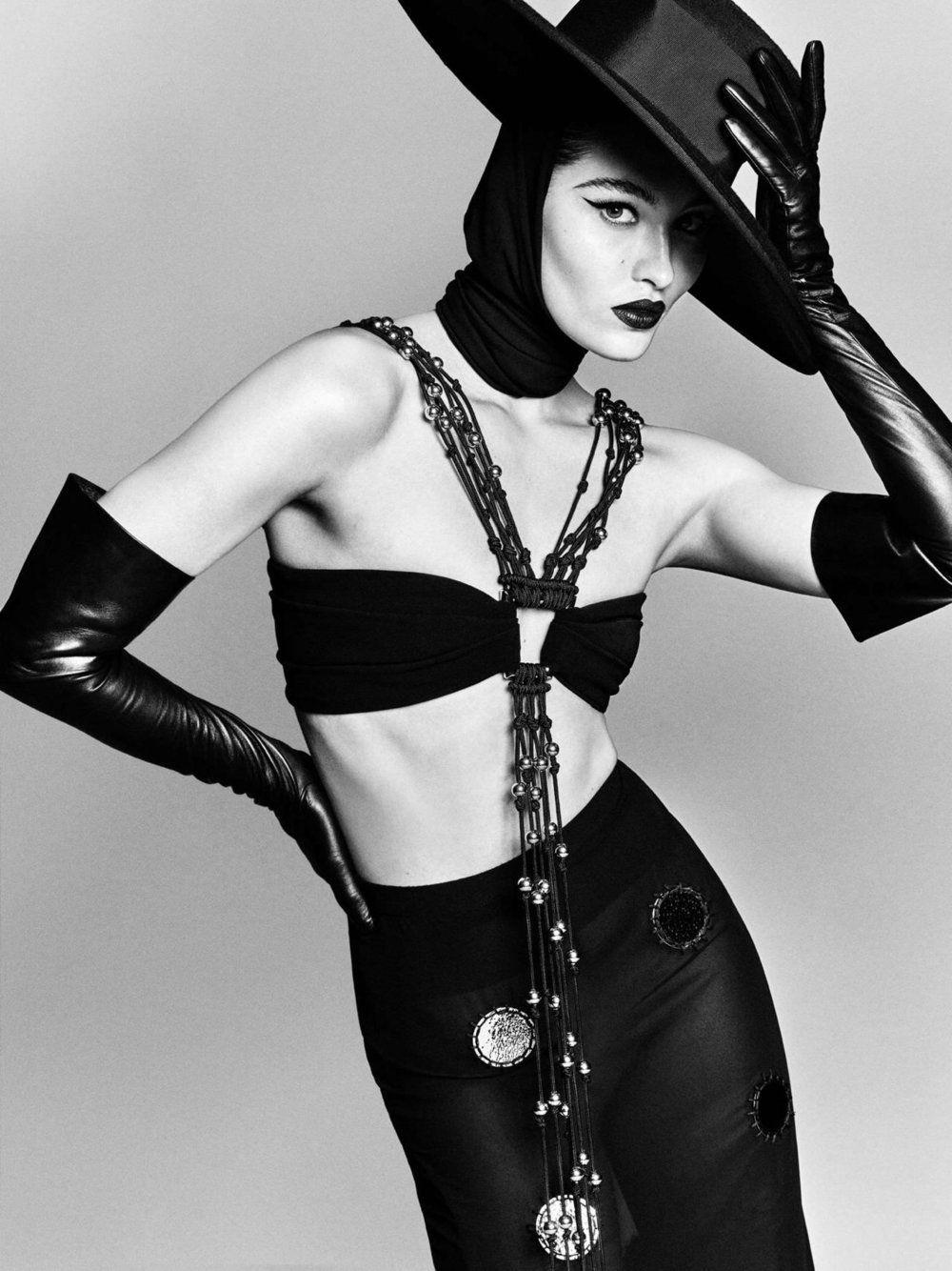 Grace Elizabeth Soars in Luigi & Iango's Sizzling Elegance Images For Vogue Brazil August 2018 — Anne of Carversville – *_*