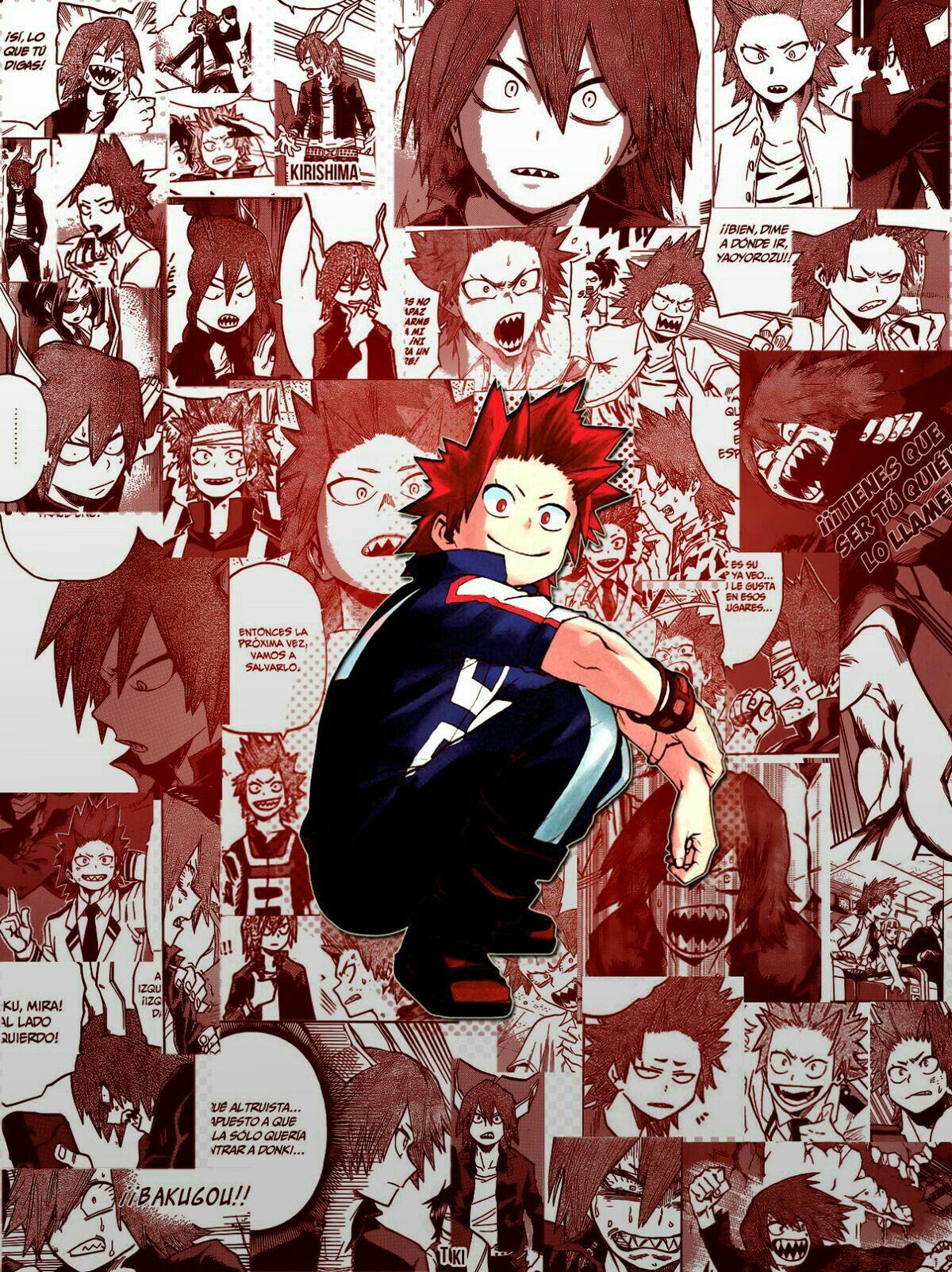 i love kirishima!!!! Hero wallpaper, Anime wallpaper, Hero