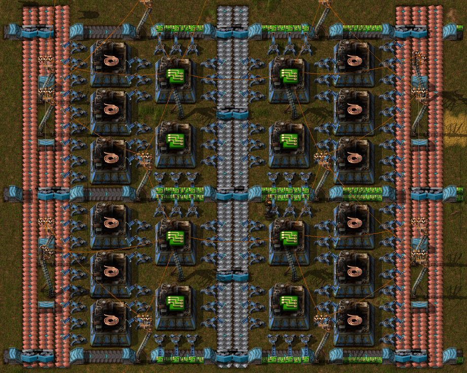 Green Circuits Design