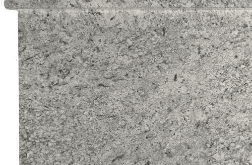 Customcraft Countertops 6 Ft Argento Romano Modern Edge Laminate