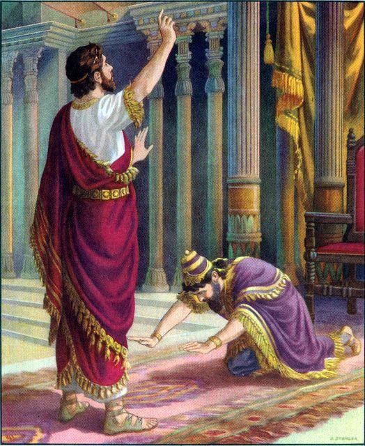 Nebuchadnezzar Acknowledges Daniel S God The Major