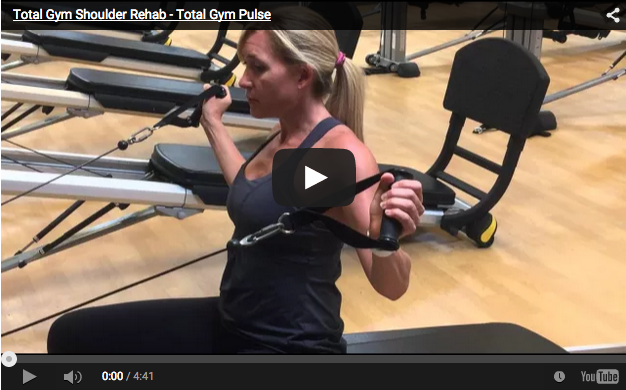 Total Gym Pulse Health And Fitness Blog Shoulder Rehab Total Gym Shoulder Rehab Exercises