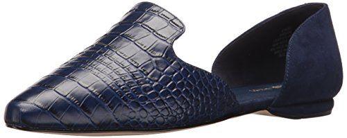 Nine West Simily Mujer US 5 Morado Zapatos Planos IyFsMwJ