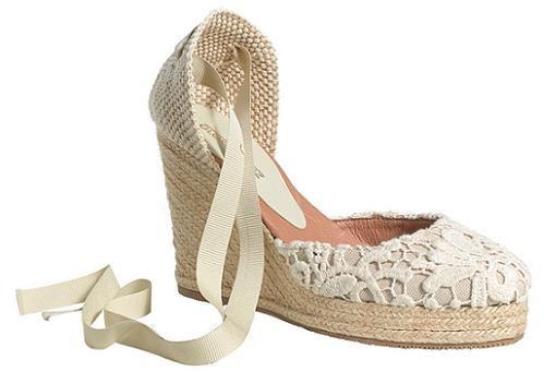fa020d1e1 El Corte Ingles Moda · Looks Fiesta · alpargatas novia gloria ortiz Gloria  Ortiz Zapatos