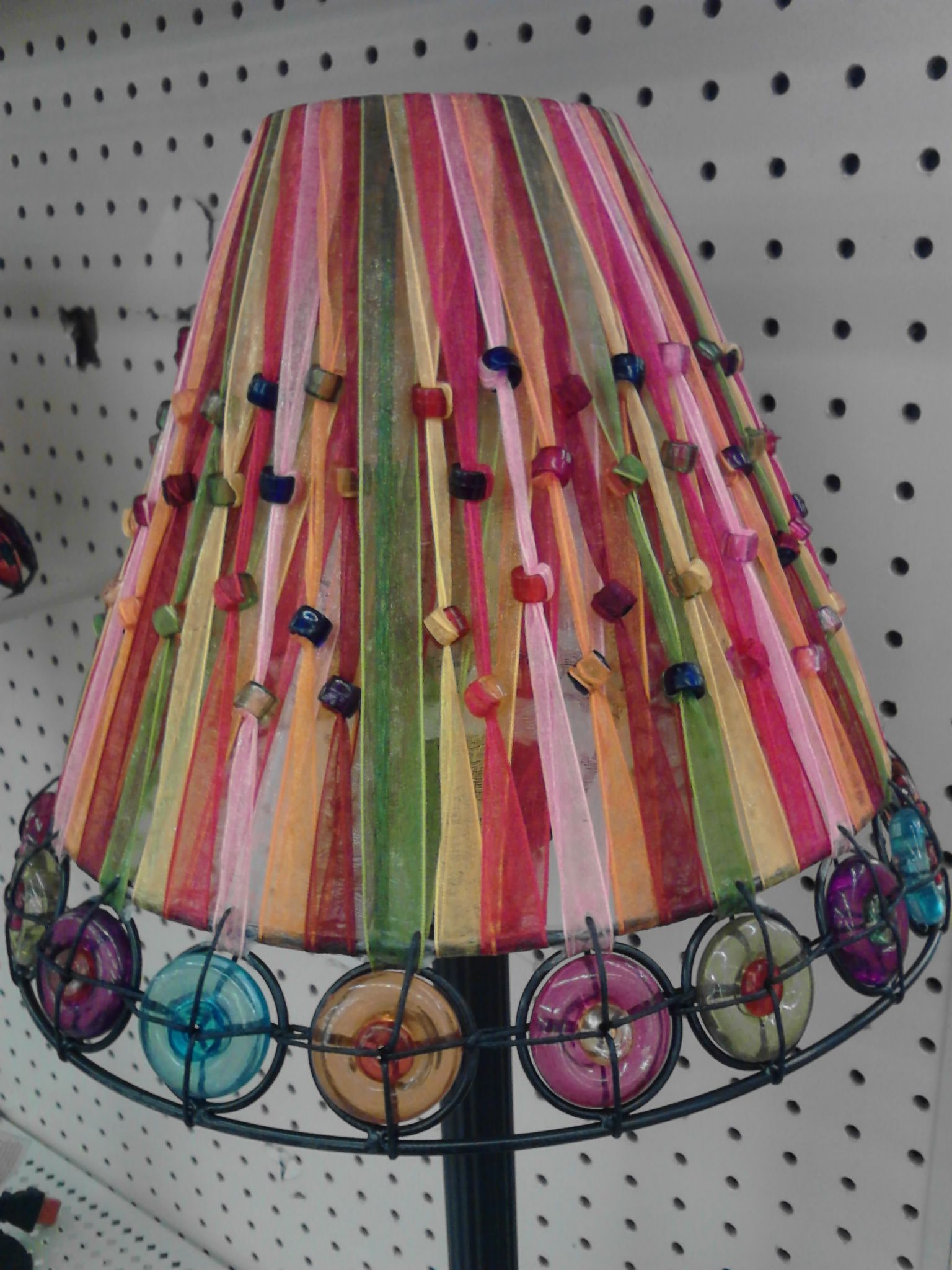 Bohemian Lamp At Hobby Lobby The Original Inspiration For Hal S