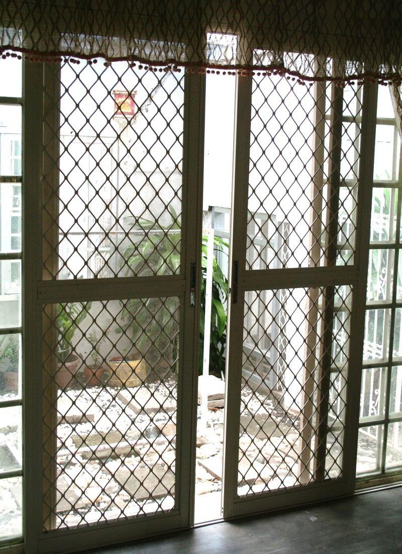 Metal Screen Doors For Sliding Glass Doors