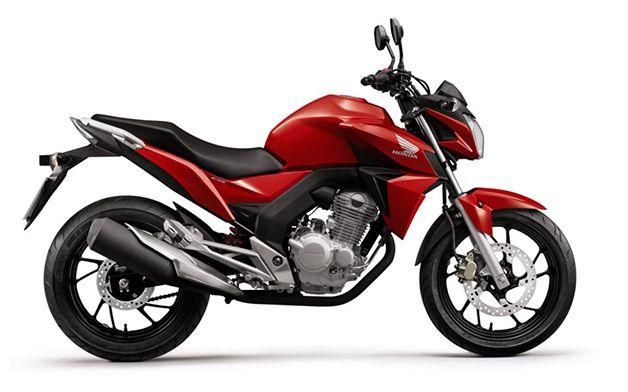 Honda CB 250 Twister