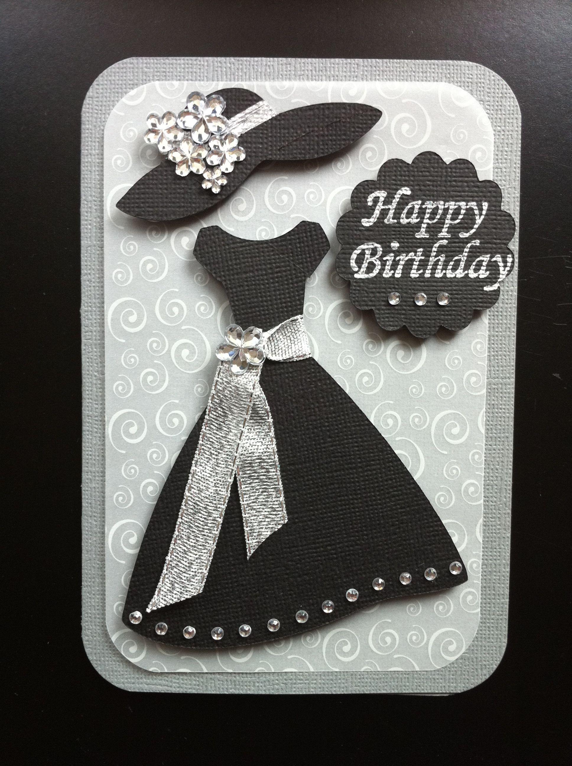 открытки с днем рождения своими руками платья отдых