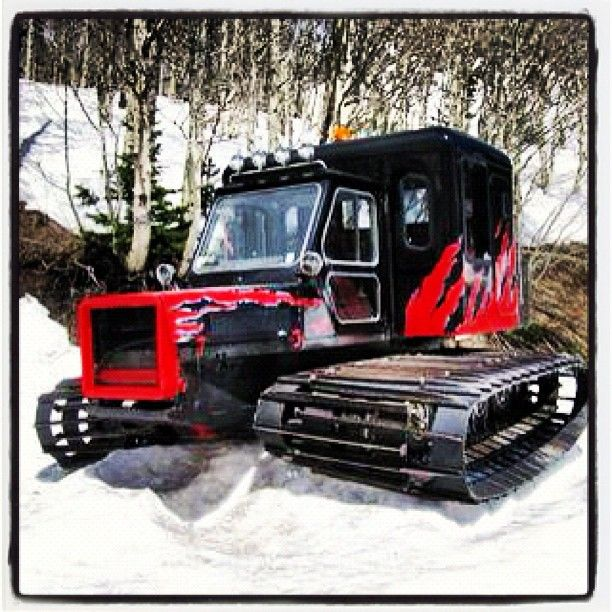 Good Cars For Snow: Snow Vehicles, Hunting