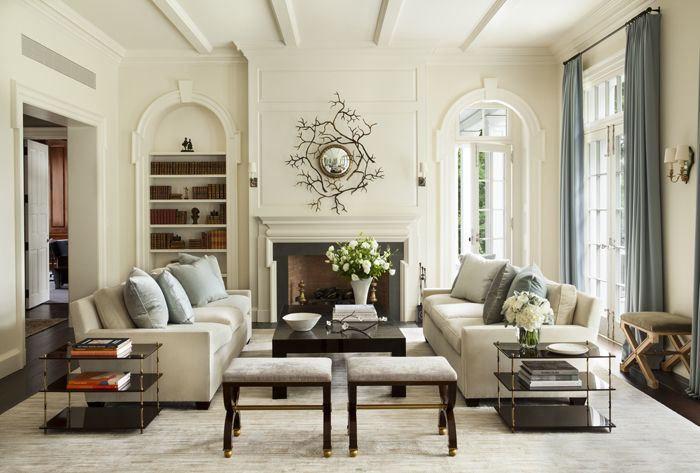 how to clean a fireplace surround