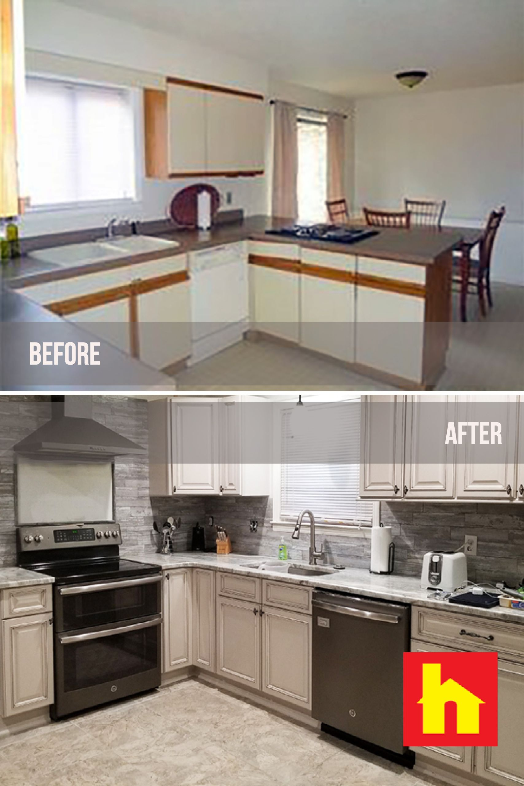 Monthly Photo Contest kitchen remodel entry from Deanna S. in ...
