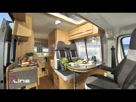Impressie Possl Globecar Youtube Camper Van Conversion Diy