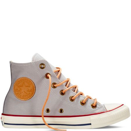 aaa4362dfa67e1 Converse - Chuck Taylor All Star Peached Canvas - Dolphin - Hi Top ...