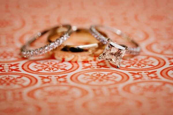 Houston Wedding at La Colombe dOr from Studio563 Houston Ring