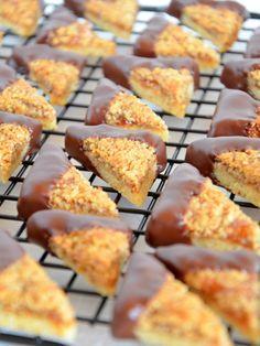 Nut corners – I have to bake
