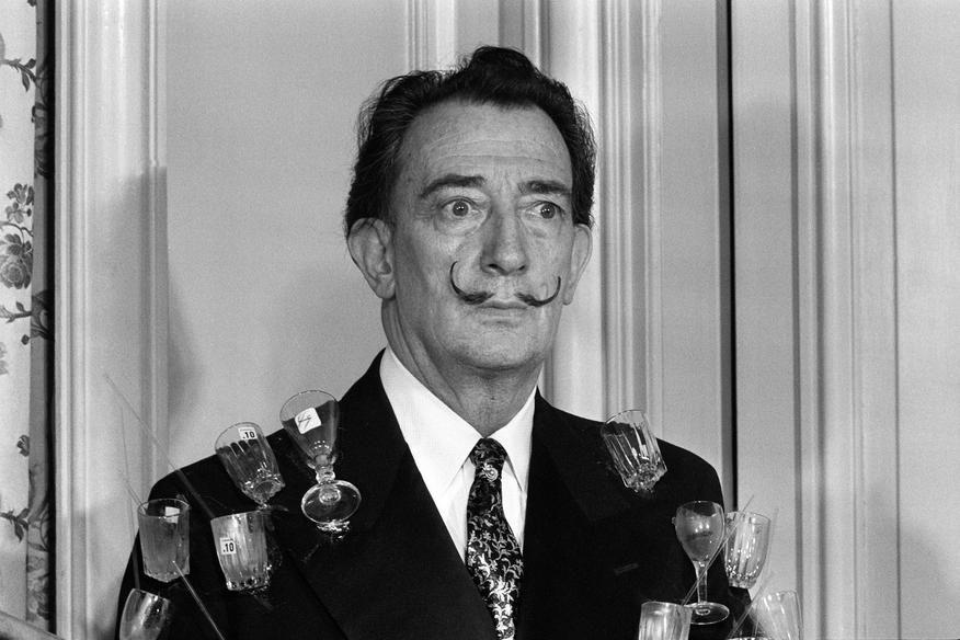 Le veston aphrodisiaque   Fundació Gala Salvador Dalí
