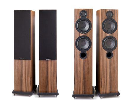 Aero 6 Cambridge Audio Diy Speakers Floor Standing Speakers