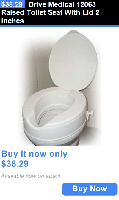 Other Mobility And Disability Drive Medical 12063 Raised Toilet