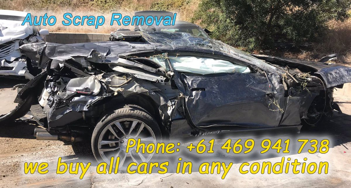 Get rid of your scrap CAR right now! We remove unwanted autos from ...