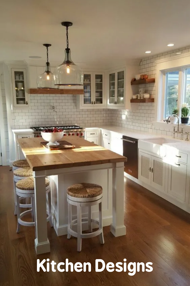 Photo of 25+ Kitchen Island Ideas with Seating & Storage
