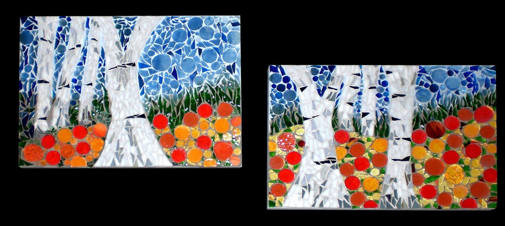 Curso Intermediário de Mosaico – Trabalhando com Vidro | Yara Fragoso Mosaicos