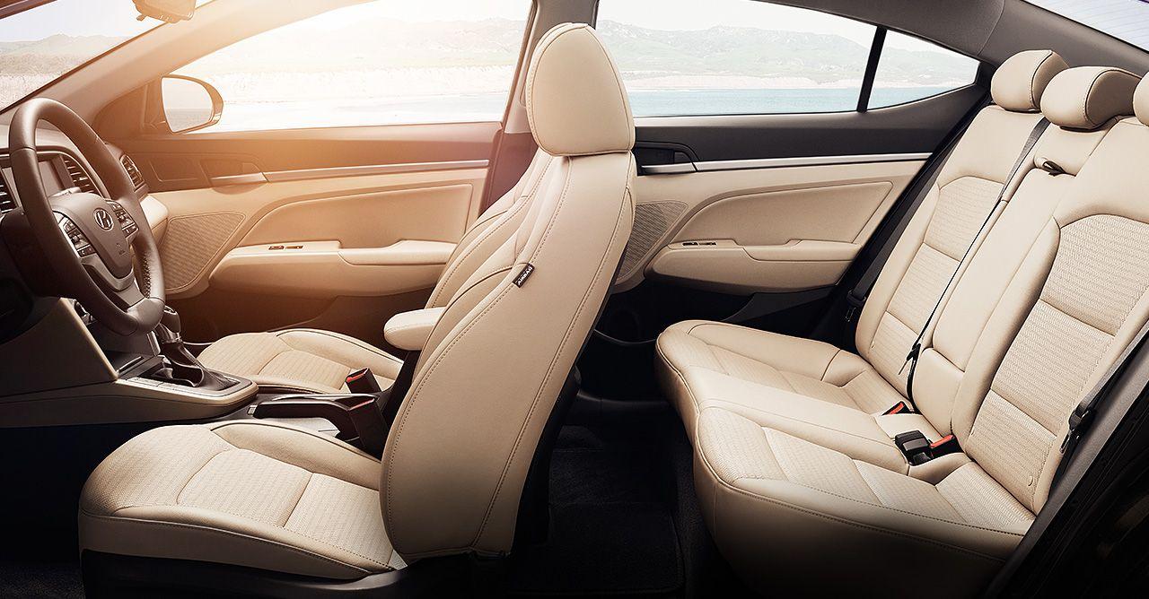Inside 2017 Hyundai Elantra Hyundai elantra, Elantra