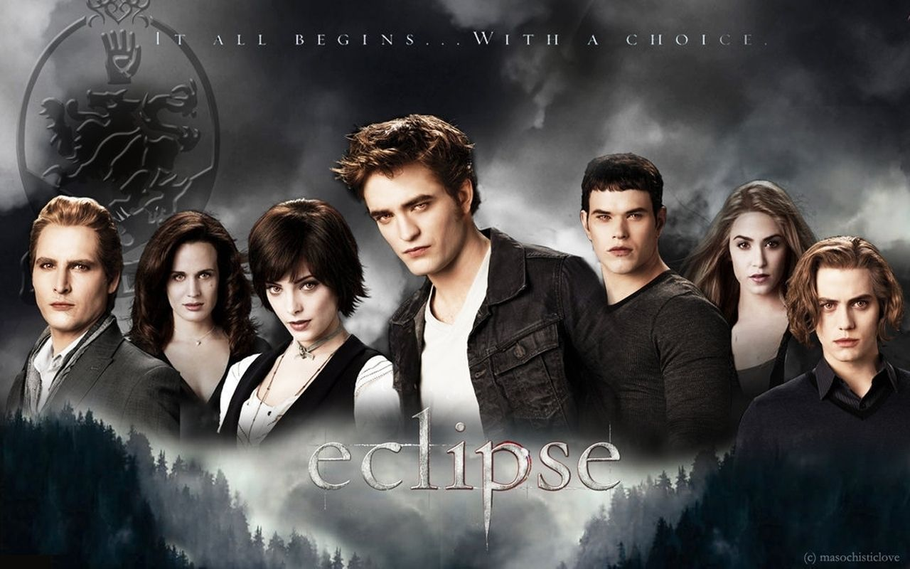 Cullen Family Wallpaper Eclipse Twilight Series Movies Twilight
